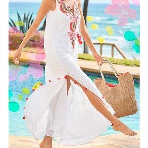 Nolia Maxi Beach Dress